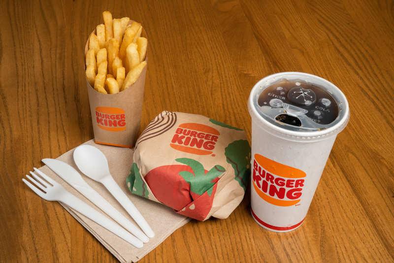 Llegan empaques ecológicos a Burger King