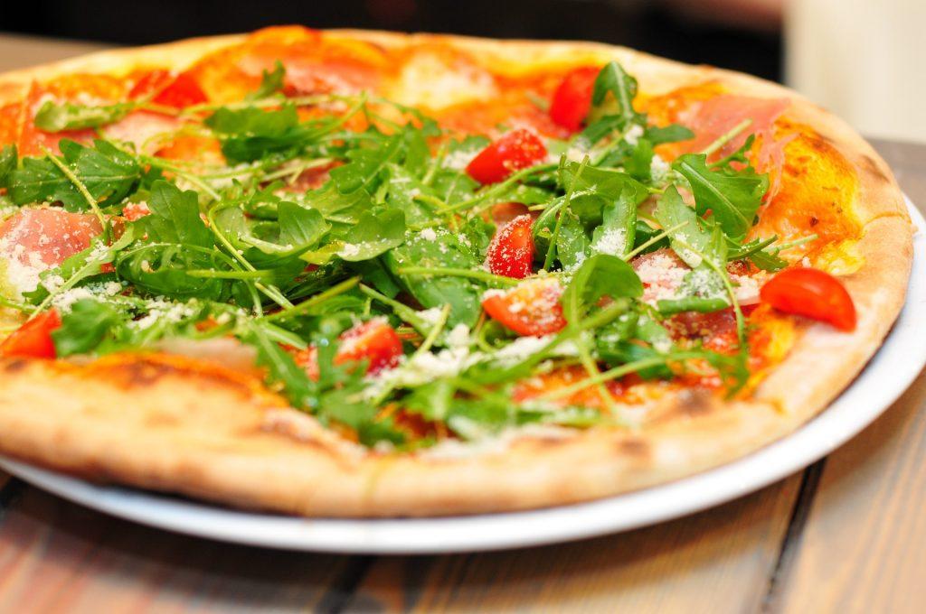 Pizza sustentable… ¿es posible? Esta pinzaría dice que sí