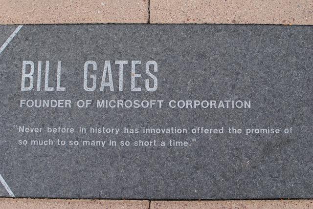 plan climático de Bill Gates