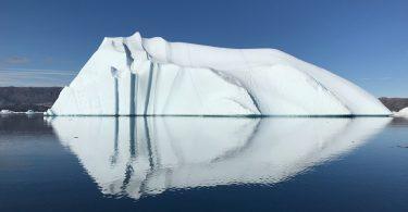 El iceberg más grande del mundo se desprende