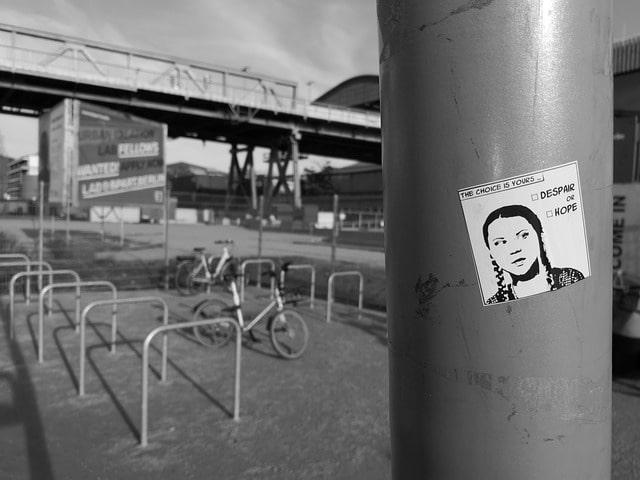 Greta Thunberg. COP26 se llevará a cabo en persona