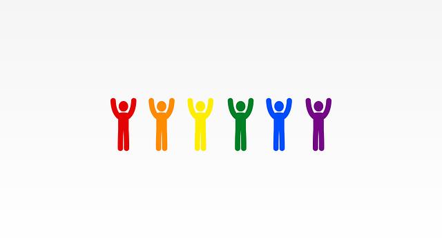 Juventud LGBT+: ¿Entre las más afectadas por COVID-19?,celebridades pro LGBTQ+