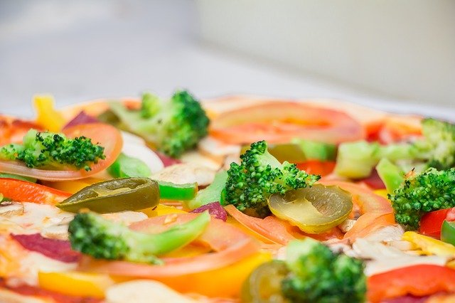 Pizza sustentable