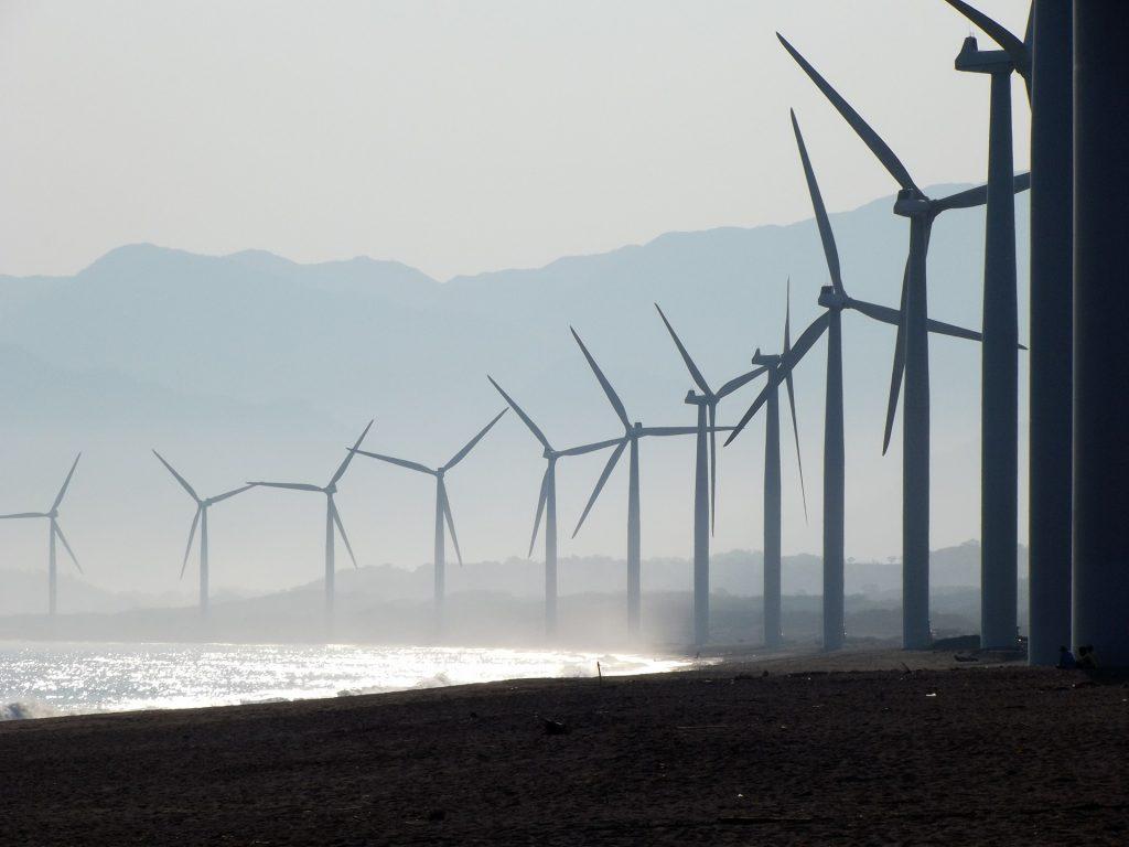 Amarás este diseño de turbinas eólicas. El Flower Power llega a la sustentabilidad