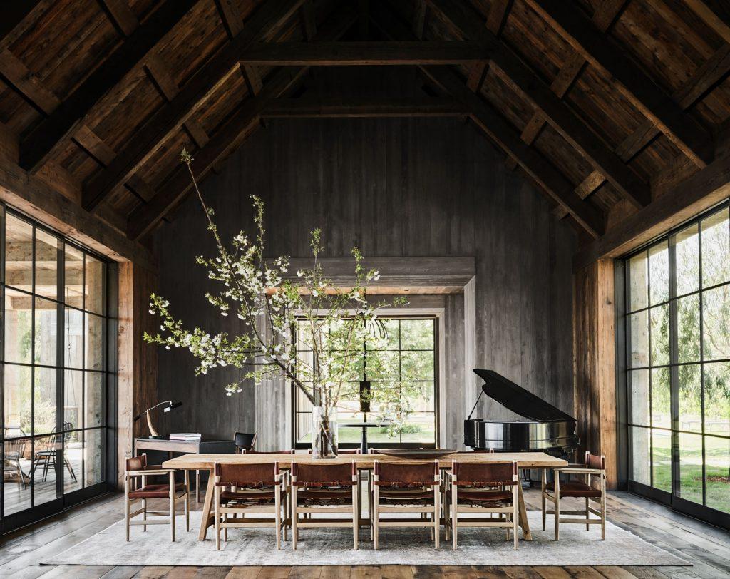 casa sostenible de Ashton Kutcher y Mila Kunis