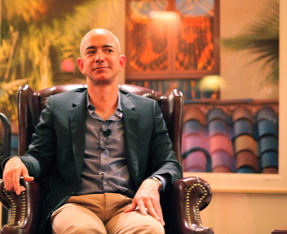 la vida de los trabajadores en Amazon