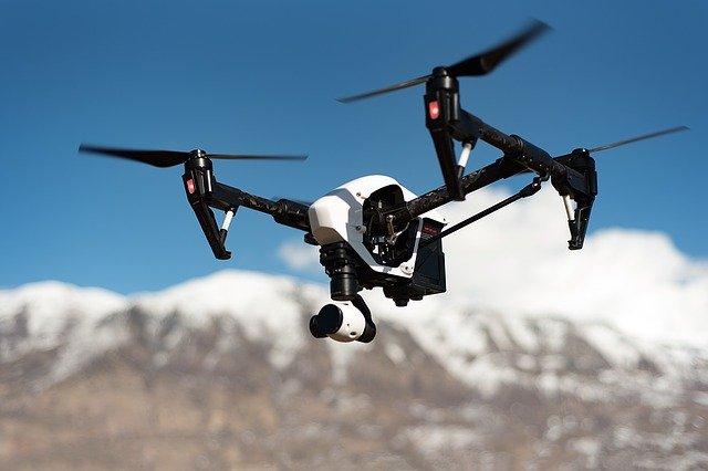 drones impulsan el desarrollo social