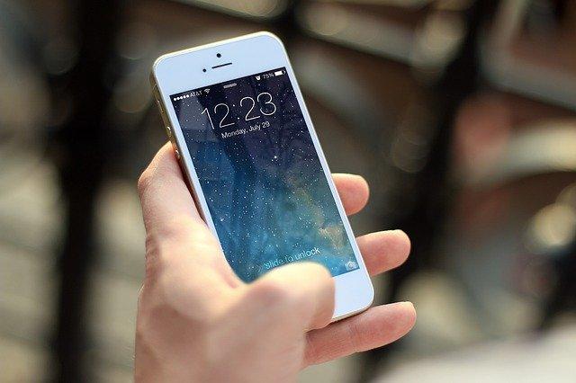 examen de la vista desde tu Iphone
