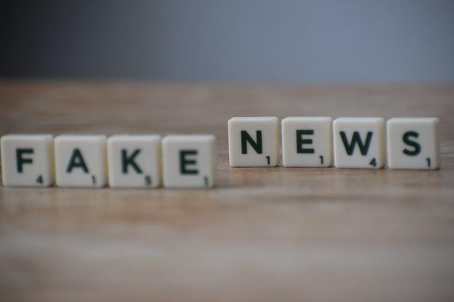 información falsa se expande por el internet