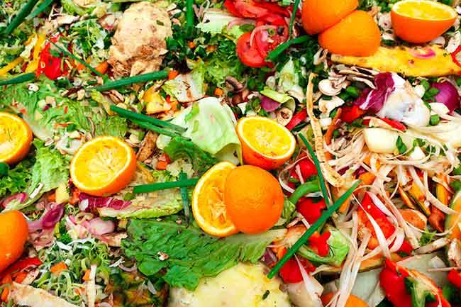 soluciones para los problemas ambientales reducir desperdicio de alimentos