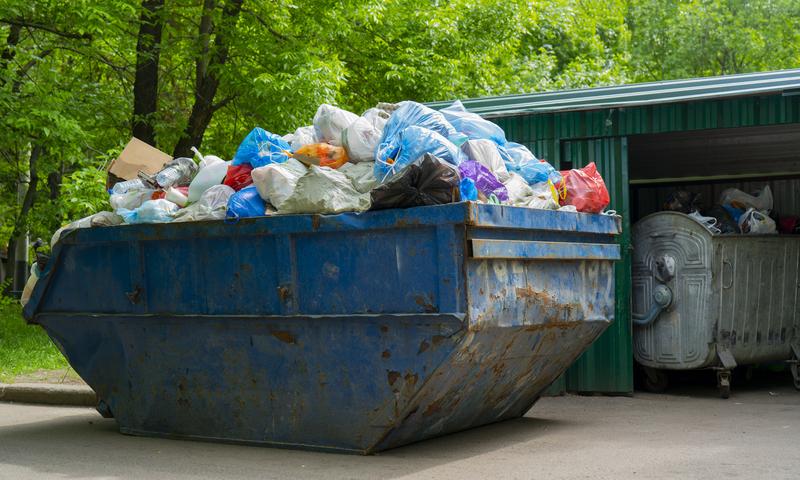 Bolsas de basura reusables