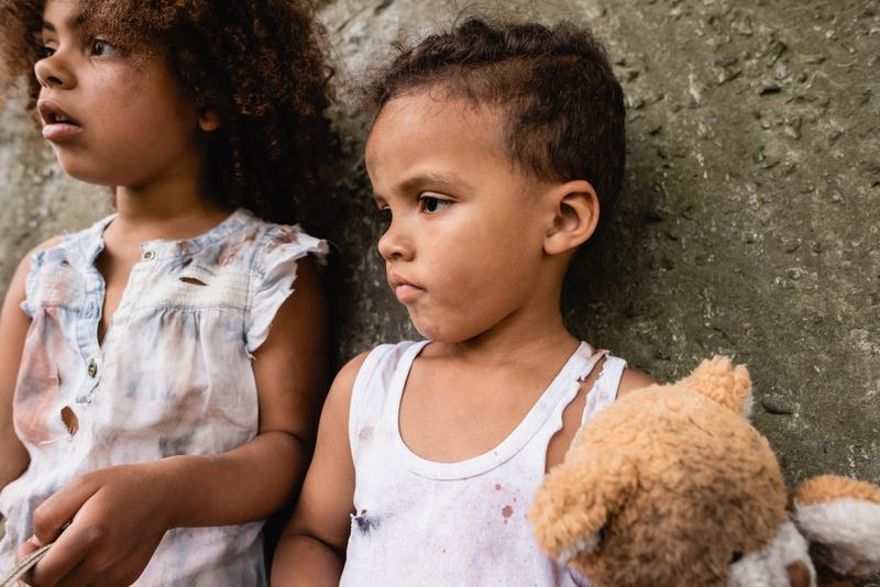 El estado de la infancia tras el terremoto de Haití: UNICEF