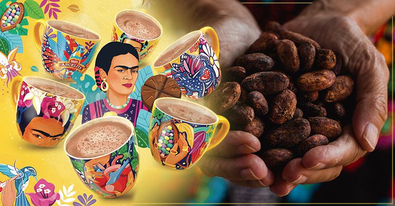 enaltecer al cacao mexicano