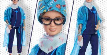 Mattel crea muñecas para honrar a personal de primera línea