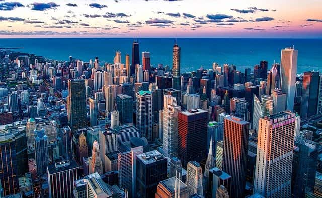 Chicago. Huelga de Oreo y Nabisco