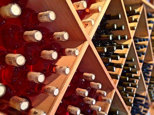 reutilizar las botellas de vino y la sustentabilidad