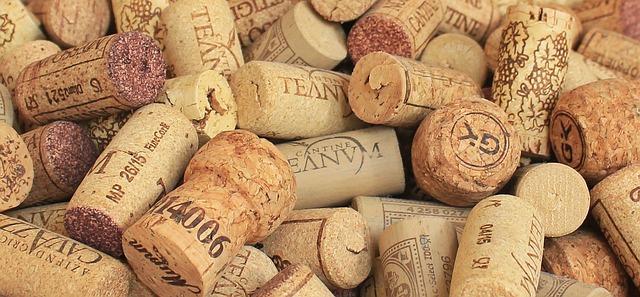 reutilizar las botellas de vino y Gotham Project