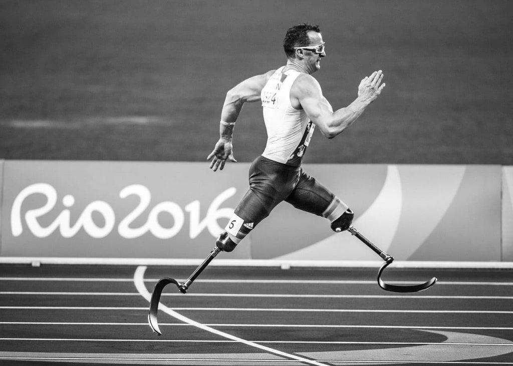 Unificar los paralímpicos