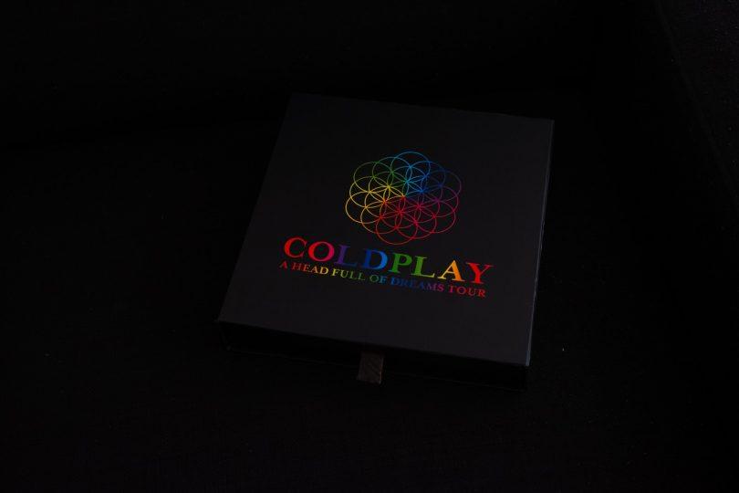 Coldplay llama a gobiernos para combatir cambio climático