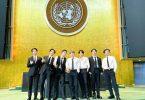 El discurso de BTS a líderes mundiales