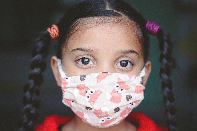 Covid en menores en México