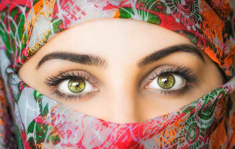 mujeres hermosas en hijab