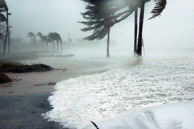 paso del huracán Ida por estados unidos