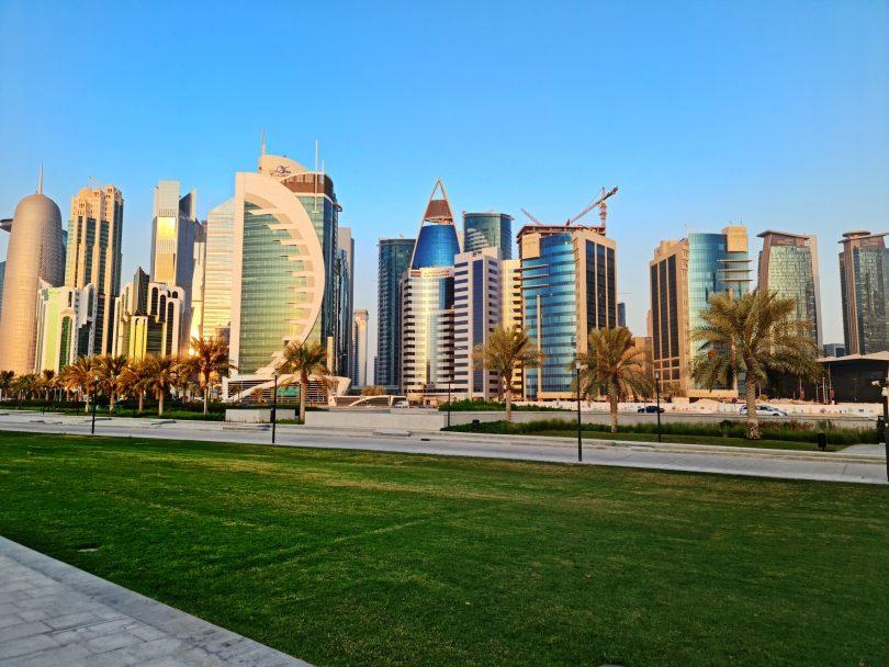 Qatar pide a su gente que tomen la lucha en sus manos... contra el cambio climático