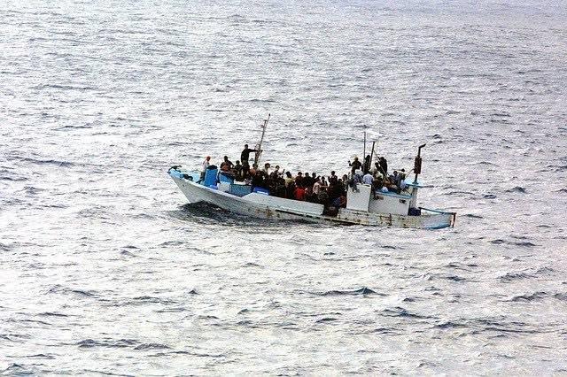 migración por cambio climático