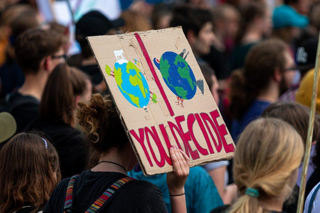 Guía Greenpeace vs cambio climático: 11 acciones