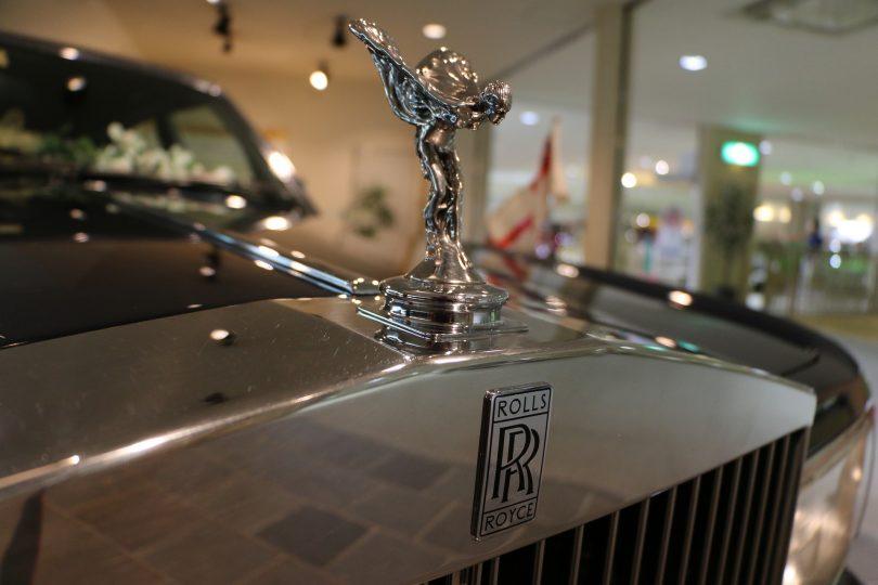 Rolls Royce eléctrico: la meta estará completa en 2030